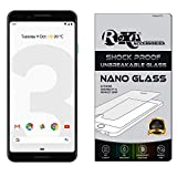 Roxel® Google Pixel 3 Flexiable Nano Glass Screen Protector with Unbreakable Nano Film