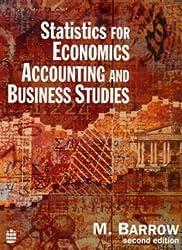 Statistics for Economics, Accountancy and Business Studies (Longman Economics Series)