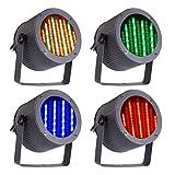 CO-Z 86 RGB LED Bühnenbeleuchtung Bühnenlicht Bühnenlampe LED Par Licht