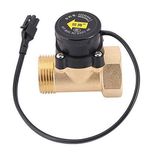 HT-800 G1 Gewinde 220V Wasserdurchflusssensor für Druckerhöhungspumpen-Magnetschalter -