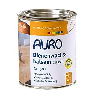 AURO Bienenwachsbalsam Nr. 981, 0,75 Liter