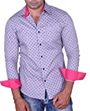 Equipoise Men's Cotton Casual Shirt (EQ-...