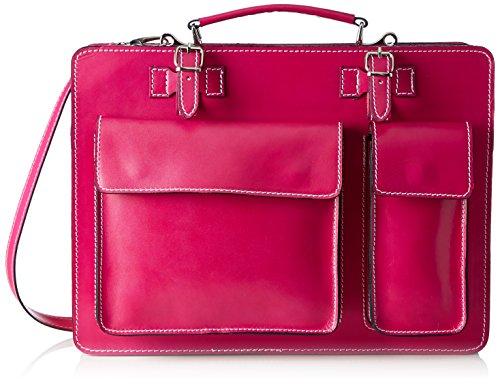 Bags4Less Unisex-Erwachsene Mondial Laptop Tasche, Pink (Pink), 10x30x40 cm (Solo-laptop-tasche Aus Leder)