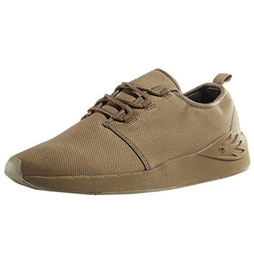 Dangerous DNGRS Uomo Scarpe/Sneaker Easily Oliva
