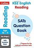 KS2 English Reading SATs Question Book (Collins KS2 SATs Revision and Practice): 2018...