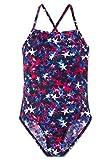 Schiesser Mädchen Badeanzug 156017, multicolor 1, 176