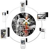 JVC GZ-RX610BEU Film de protection confidentiel - atFoliX FX-Undercover Vie privée à 4 voies Filtre de confidentialité