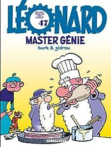 """Afficher """"Léonard n° 47 Mon papa est un génie"""""""