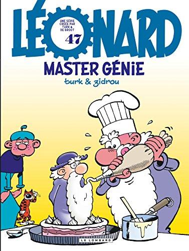 Léonard n° 47 Mon papa est un génie