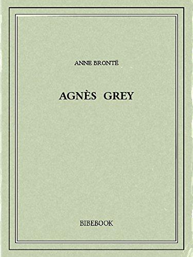 Couverture du livre Agnès Grey