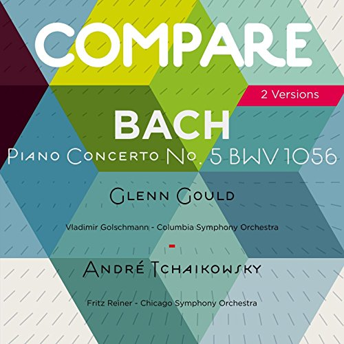Concerto for Keyboard No. 5 in F Minor, BWV 1056: III. Presto
