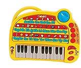 Lexibook Mon ABCédaire Oui-Oui, Piano, Musical et éducatif, Français, 4 modes (Apprentissage, Quiz, Musical, Mélodies)...
