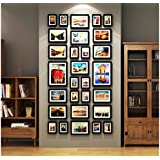 PPD Set Of Frame 29 Pieces / Set Photo Frame Large Scale Wall Frame Set Picture Frames Set Luxurious Frames For Wall Home Decoration By Paper Plane Design