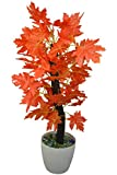 #7: Thefancymart Artificial Mapple Tree ( 2.5 ft / 30 inchs/ 76 cms) without pot-1531