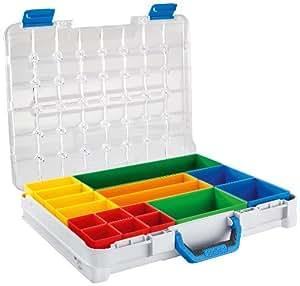 SORTIMO BOXX Boîte de rangement avec boîte des inset - encastrées pour Kit robotique Lego Mindstorms NXT
