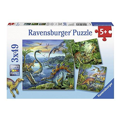 Ravensburger 09317 - Faszination - Kinder Dinosaurier-spielzeug Für