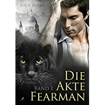 Die Akte Fearman: Buch 1