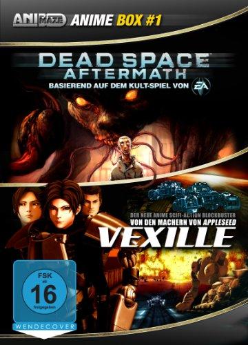 Bild von Dead Space: Aftermath / Vexille [2 DVDs]