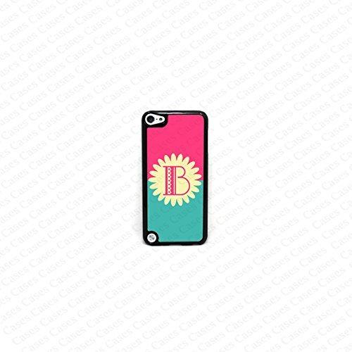Krezy case Monogram iPod Touch 5case, motivo floreale Monogram iPod 5case, Monogram iPod 5case, iPod 5Cover
