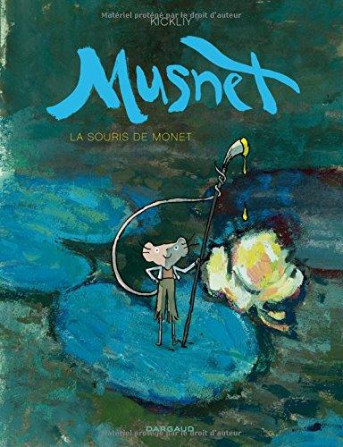 Musnet (1) : La souris de Monet