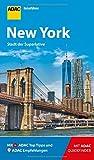 ADAC Reiseführer New York: Der Kompakte mit den ADAC Top Tipps und cleveren Klappkarten