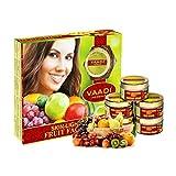 Vaadi Herbals Skin-Lightening Fruit Facial Kit 270 GM