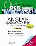 Objectif DCG - Anglais appliqué aux affaires