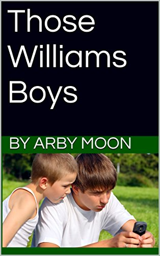 those-williams-boys-english-edition
