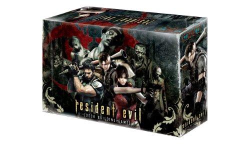 Preisvergleich Produktbild Resident Evil Deck Building Card Game (japan import)
