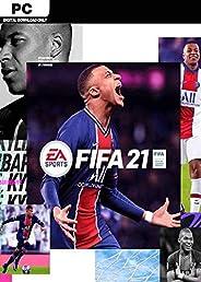 FIFA 21 PC Origin Download Code + Random Steam PC Key (No CD/DVD)