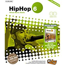 eJay HipHop 6 Special Edition Virtual Music Studio