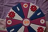 17 Tolle Torte Geldgeschenkverpackung aus Papier zum 50. Geburtstag , Geld verschenken, Geschenkverpackung
