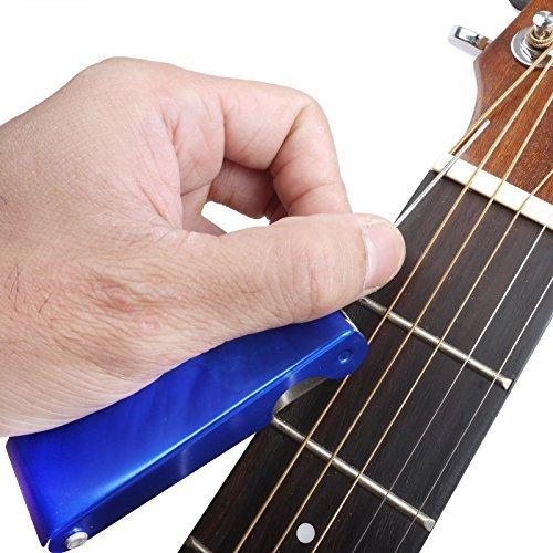 Mr.Power Schleifwerkzeug für Gitarrensattel und -steg, für Gitarren und Bässe