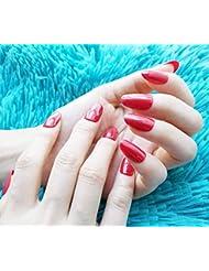 Suchergebnis Auf Amazon De Fur Rote Fingernagel Kunstliche Nagel