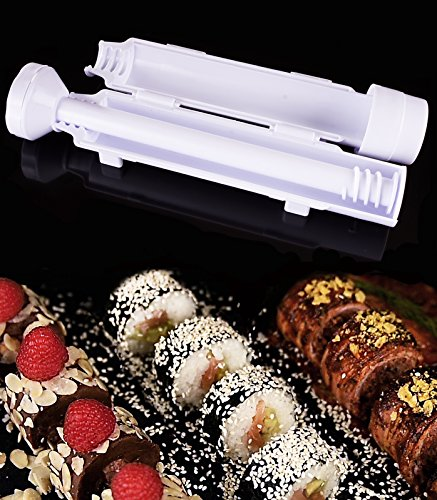 sushi-chocolate-meat-rolls-maker-free-3-video-tutorial-and-10-recipes-fast-delivery-easy-roller-bazo