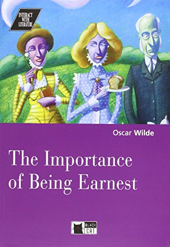 The Importance of Being Earnest, con CD Audio