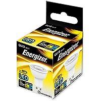 Energizer GU10 5 W, 1 LED GU10 Bulb - Pack of 10