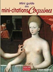 Mini-citations coquines