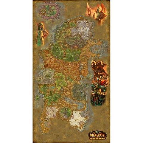 Poster Warcraft - World of WarCraft Poster On Silk <60cm