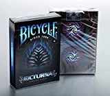 Bicycle Nocturnal Deck - Spielkarten von Collectable Playing Cards