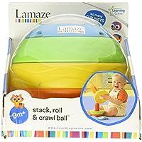 Lamaze Stack, Roll & Crawl Ball