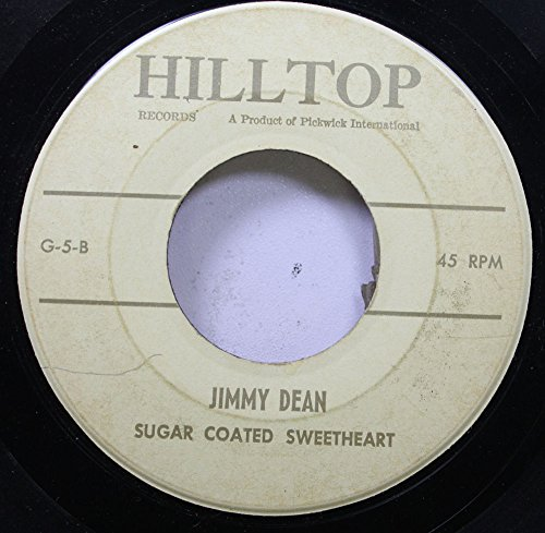jimmy-dean-45-rpm-sugar-coated-sweetheart-just-bumming-around