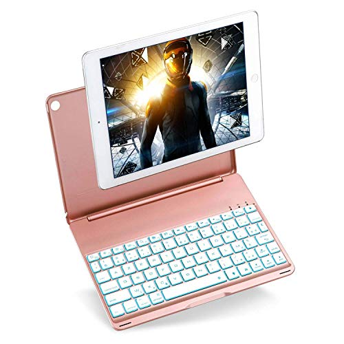 IEGrow Funda de Teclado iPad Air