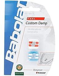 Babolat Custom Damp2 700024-142 Homme Anti-vibrateur Pour Raquette Tennis Noir