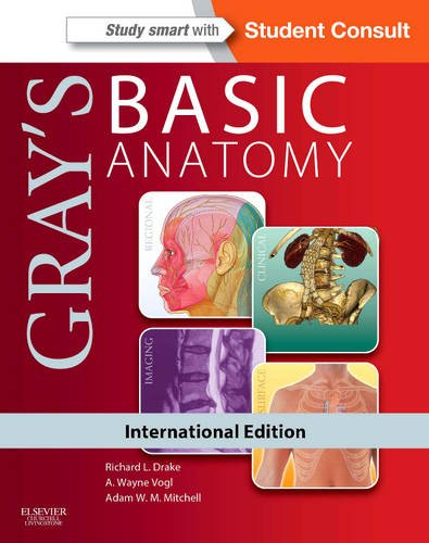 Gray's Basic Anatomy International Edition: with Student Consult online and print