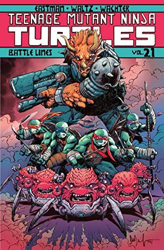Teenage Mutant Ninja Turtles Volume 21: Battle -