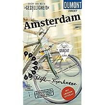DuMont direkt Reiseführer Amsterdam: Mit großem Cityplan