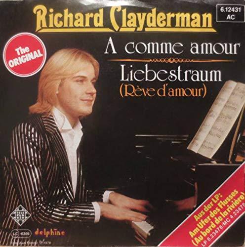 A Comme Amour / Liebestraum (Rève D'Amour) [Vinyl Single 7'']