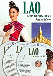 Lao for Beginners. Pack (book + 3 audio CDs) by B. Simmala (2009-11-19)