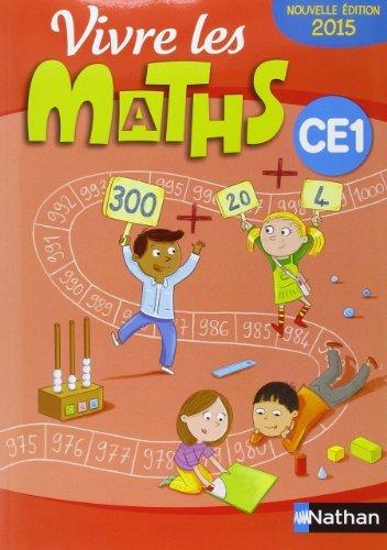 Vivre les maths CE1 de Jacky Jardy (20 février 2015) Broché